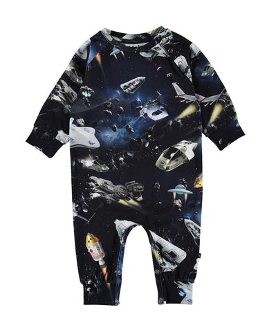 MOLO FAIRFAX BODYSUITS JERSEY SPACE TRAFFIC