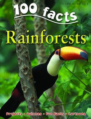 100 Facts on Rainforests