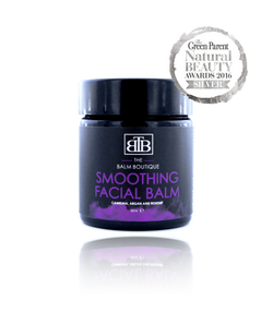 Award winning Smoothing Facial Balm by The Balm Boutique