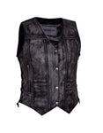 Amarillo 10 pocket Womens vest