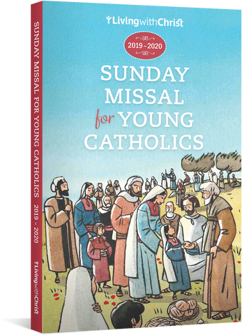 2019-2020 Living with Christ Sunday Missal for Young Catholics