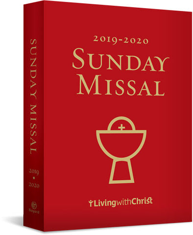 2019-2020 Living with Christ Sunday Missal