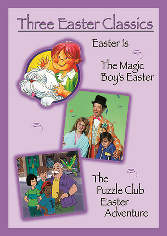 Three Easter Classics (DVD)
