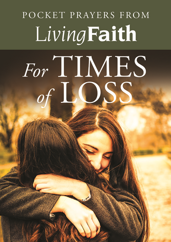 Pocket Prayers from Living Faith: For Times of Loss