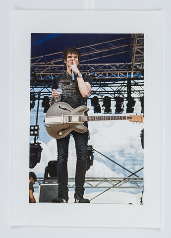 Boys Like Girls A3+ Ex Folio Print