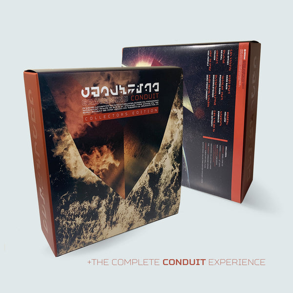 Gravemind - Conduit Box Set