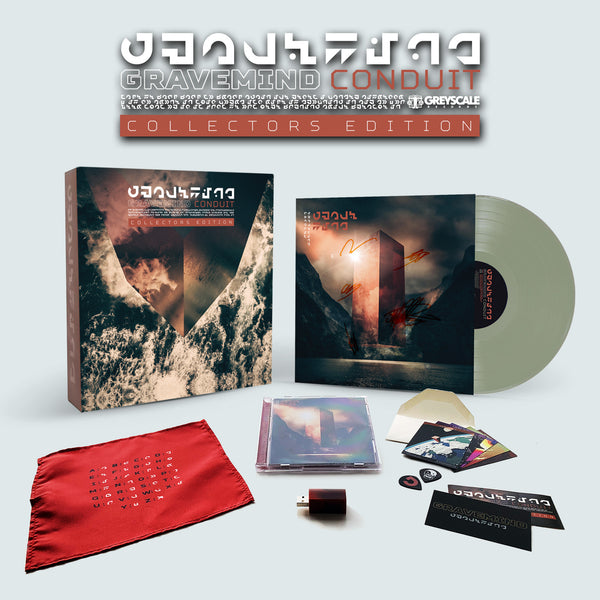 Gravemind - Conduit Vinyl Collector's Edition