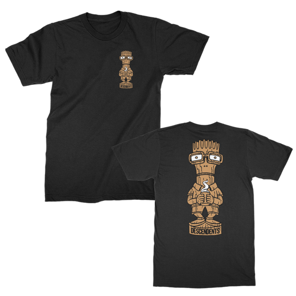 Descendents - Coffee Idol T-shirt (Black)