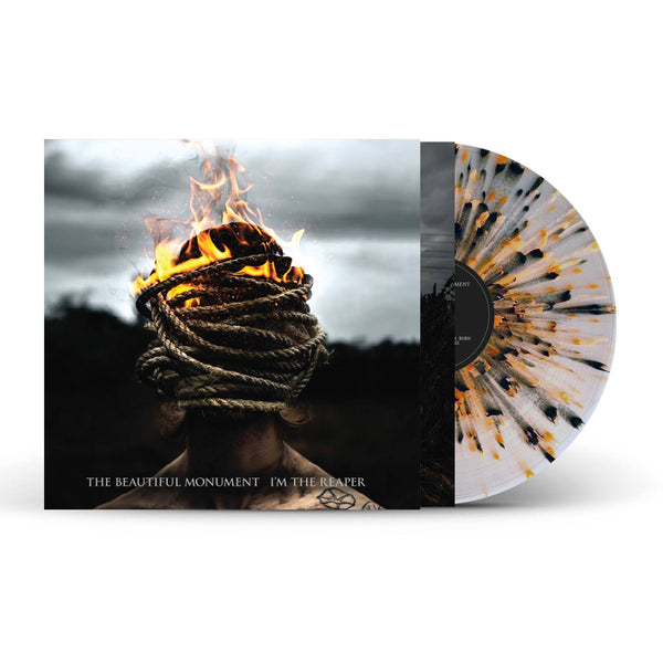 The Beautiful Monument - I Am The Reaper LP (Grey Splatter)
