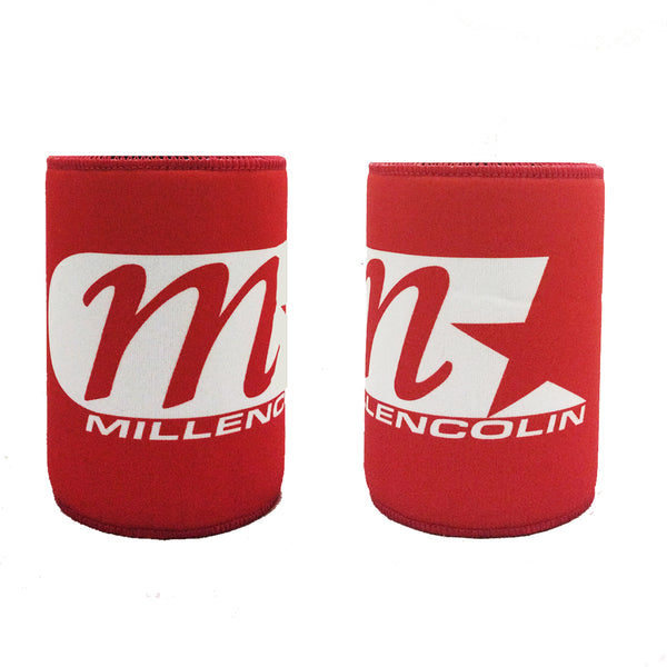 M-Star Logo Stubby (Red)