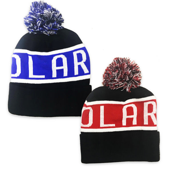 Polaris - Footy Beanies
