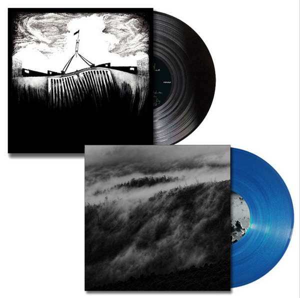 The Nation Blue - Black & Blue LP Bundle
