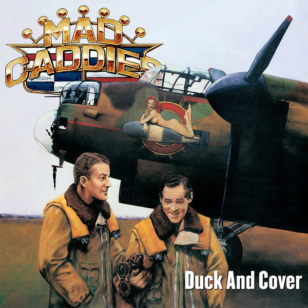 Duck And Cover CD
