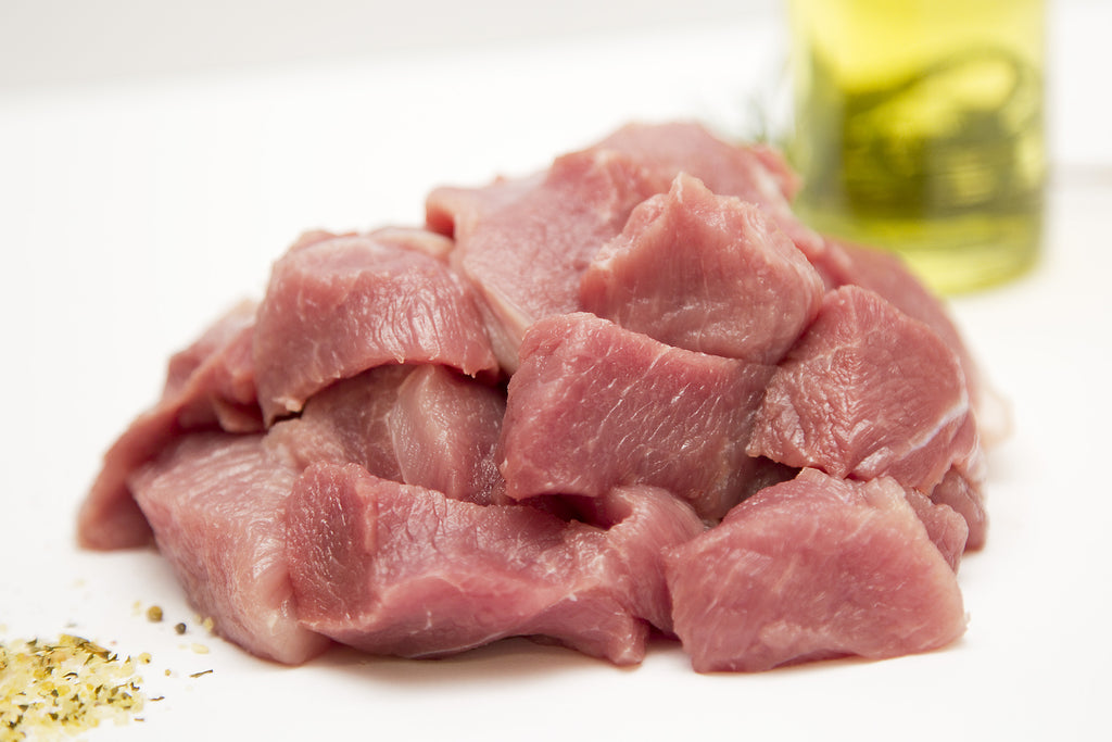 Freedom Farmed Diced Pork