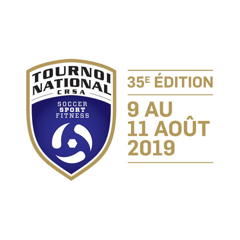 Tournoi National CRSA Soccer Sport Fitness 2019