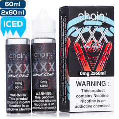 Chain Vapez - XXX and Chill eJuice Chain Vapez