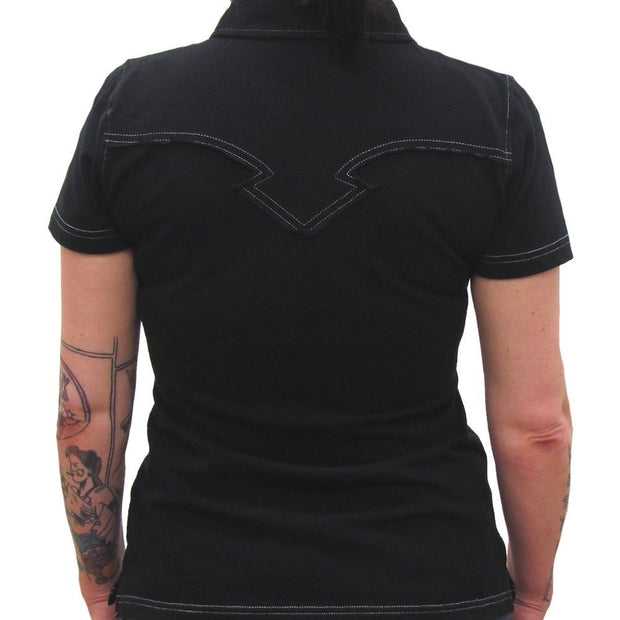 Renegade Ace Cafe London (Womens) Polo Shirt