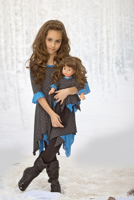Pixie Pia dress - Winter Beauty