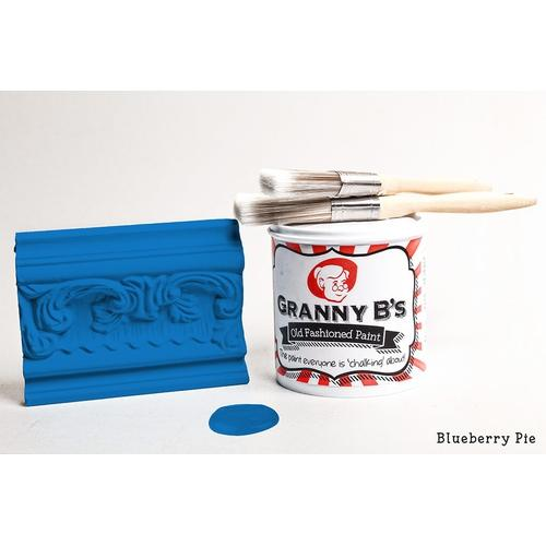 Old Fashioned Paint - Blueberry Pie (Bright Blue) - Granny B's Old Fashioned Paint