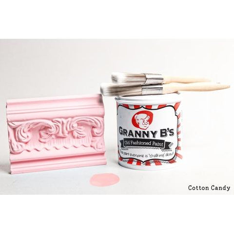 Old Fashioned Paint - Cotton Candy (Soft Pink) - Granny B's Old Fashioned Paint