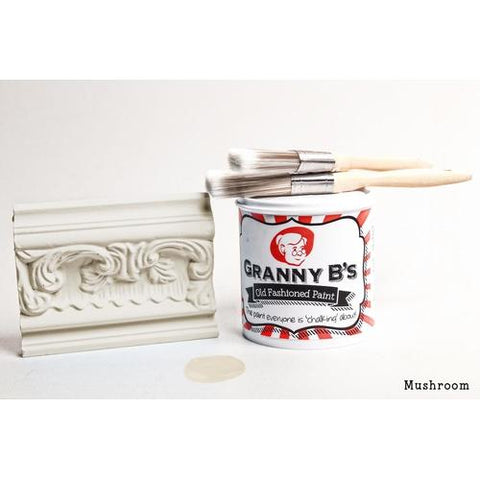 Old Fashioned Paint - Mushroom (Light Grey) - Granny B's Old Fashioned Paint