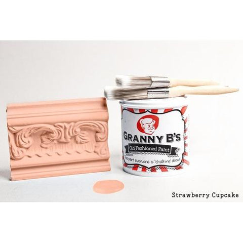 Old Fashioned Paint - Strawberry Cupcake (Vintage Pink) - Granny B's Old Fashioned Paint