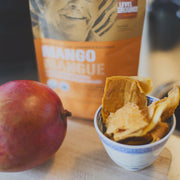 Level Ground Trading - Organic Dried Mango - Fruit - Ethical Trading Company