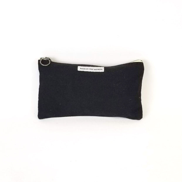 CauseGear - Made By Free Women Pouch - Travel Bag - Ethical Trading Company