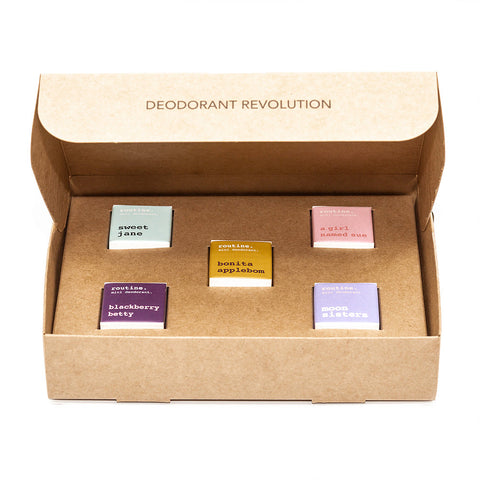 Routine Deo - Her Faves Mini Kit