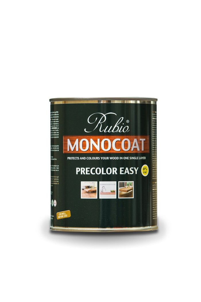 Pre-Color Rubio Monocoat Intense Black Finish