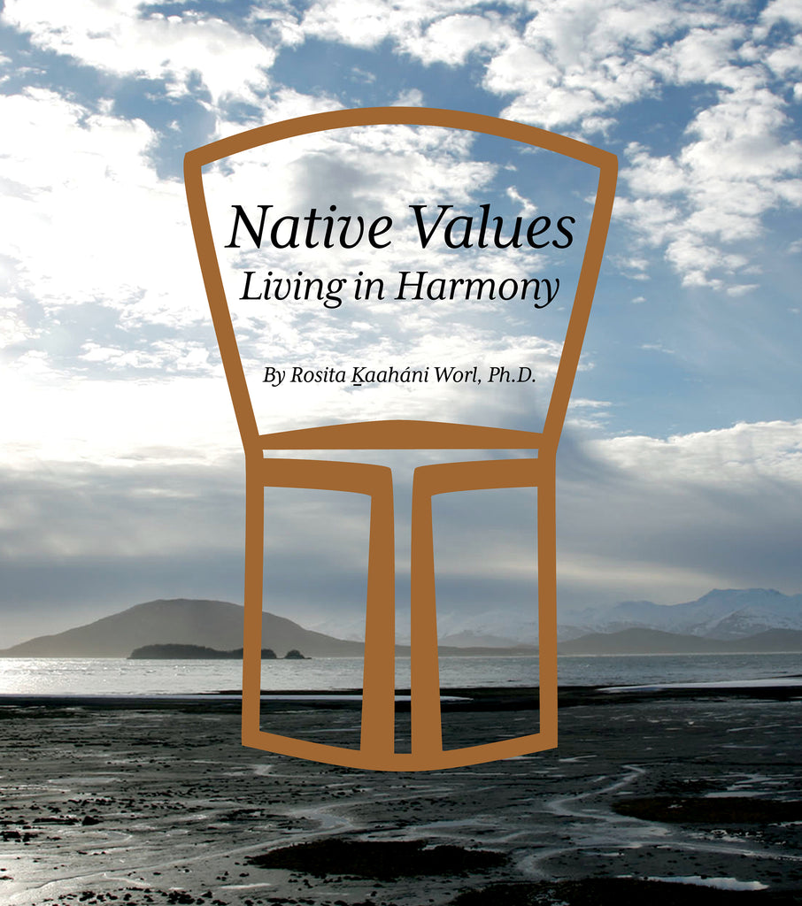 "Baby Raven Reads - ""Native Values: Living in Harmony"""