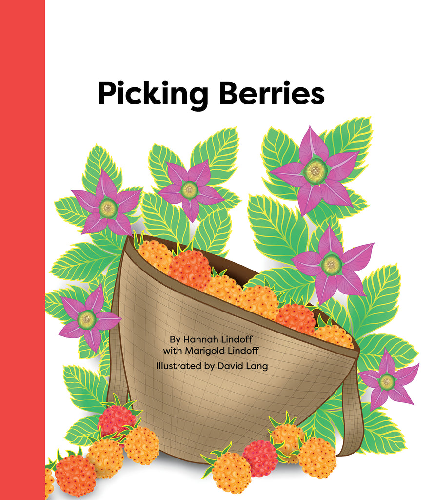 "Baby Raven Reads - ""Picking Berries"""