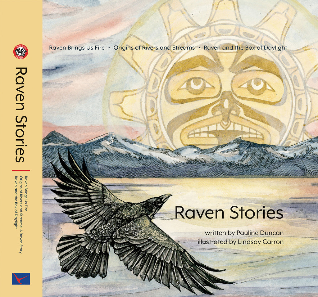 "Baby Raven Reads -""Raven Stories"" Boxed Set"