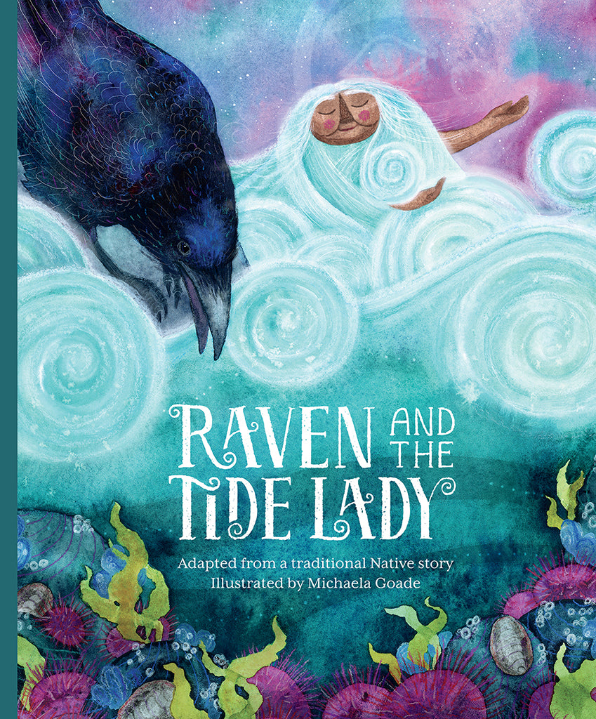 "Baby Raven Reads – ""Raven and the Tide Lady"""