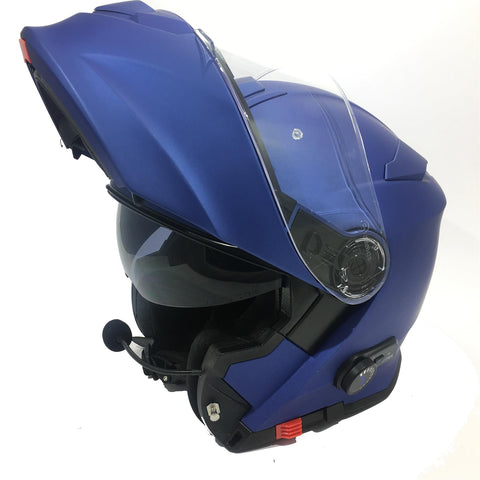 Viper-RSV171 Bluetooth Motorcycle Helmet - All Colours-Moped Helmet-urban.ebikes