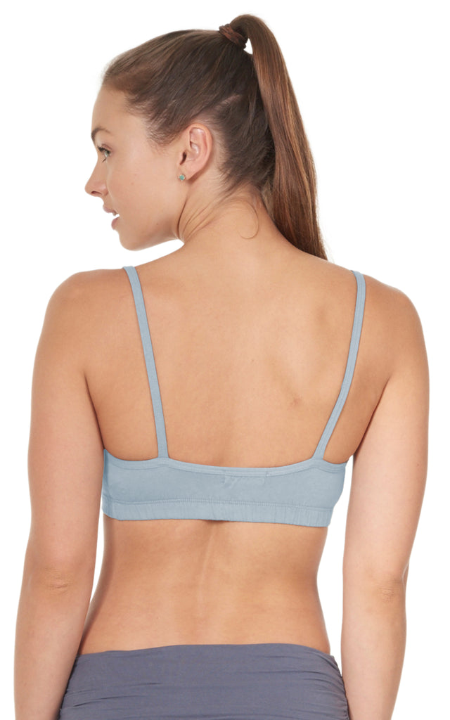 Asana Bra in Blue Smoke