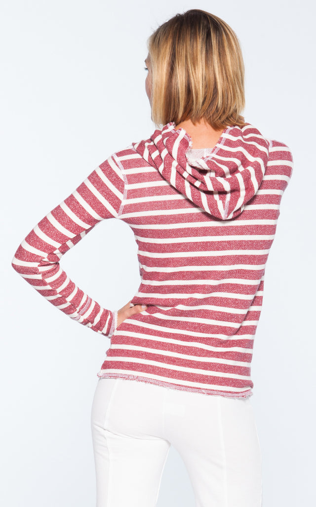 Transformer Hoodie in Nantucket Red