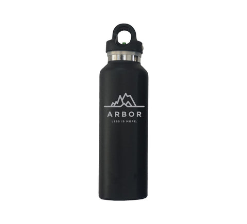 LESS IS MORE 20oz INSULATED BOTTLE
