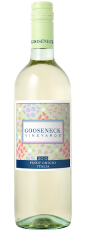 Gooseneck Vineyards Pinot Grigio