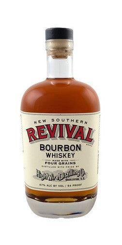 New Southern Revival Brand Bourbon Whiskey (Four Grain)