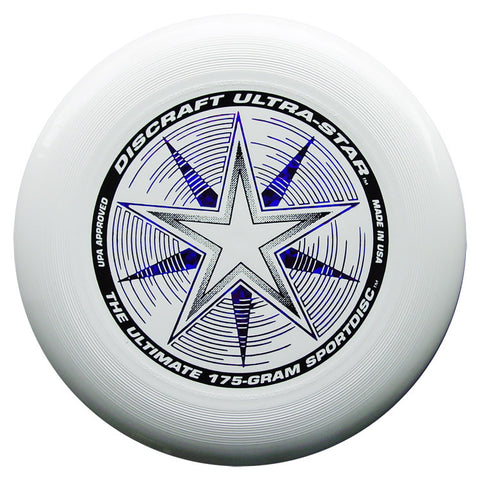 Image of discraft ultra-star, frisbee disc