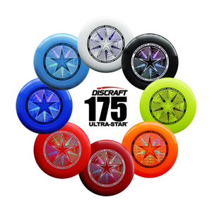 School 20 Pack Discraft Ultra-Star | Championship 175g Ultrastar Ultimate Frisbee Disc