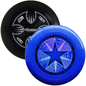 An image showing Discraft Ultra-Star & Innova Pulsar Comparison Pack. Disc golf for frisbee