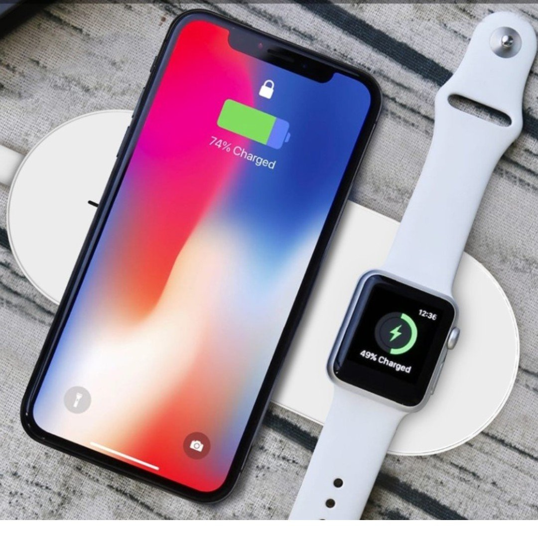 i1040 Mini AirPower Wireless Charger - i-s-mart.com | No.1 Branded Online Shop in Cambodia