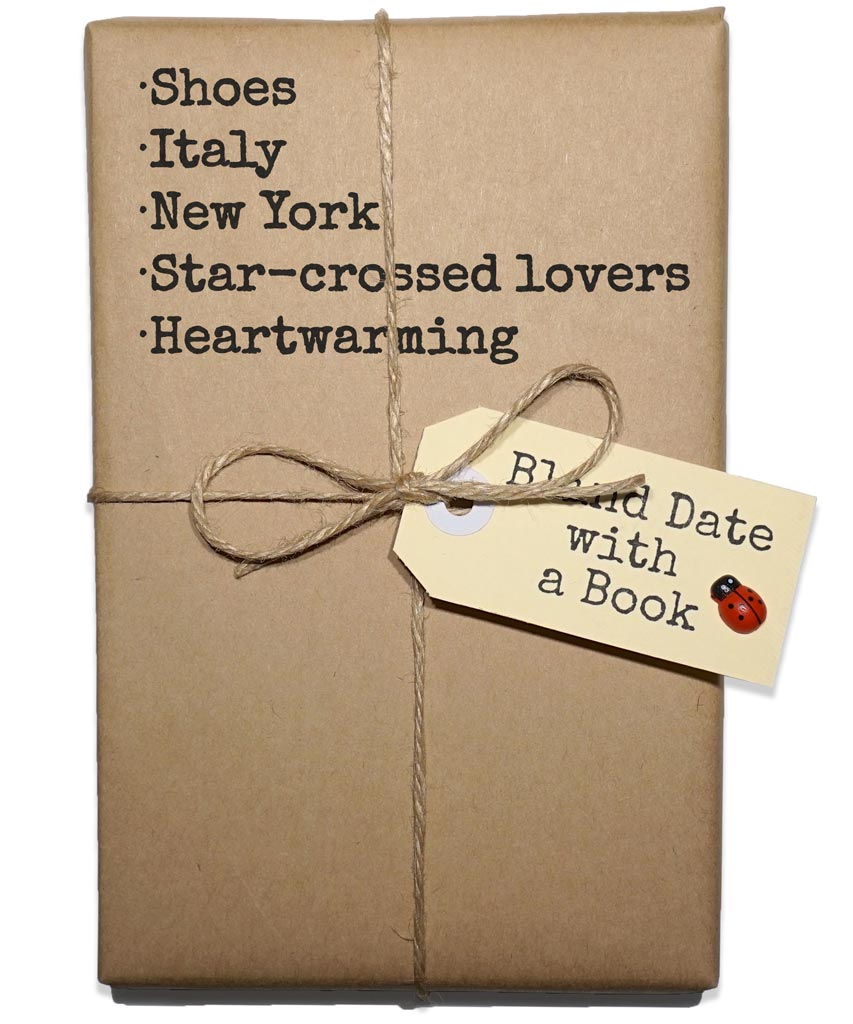 Shoes - Blind Date with a Book