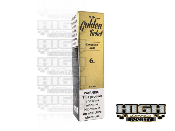 Golden Ticket by Met4 Vapor 60ml