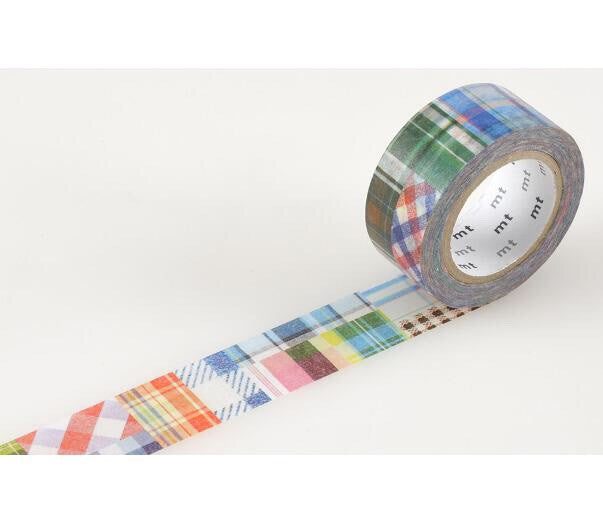 Washi Patchwork 20mm - Print&Paper