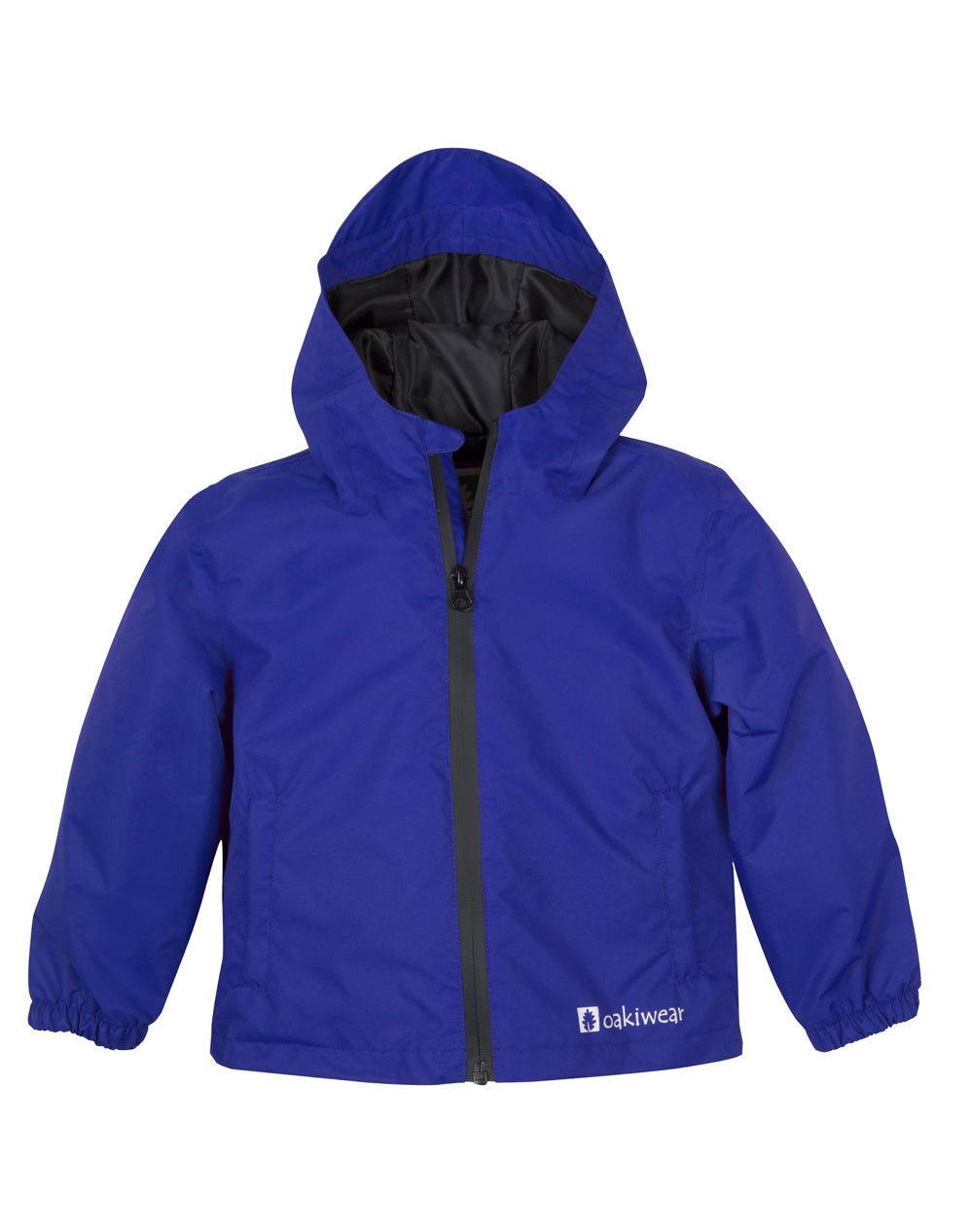 Navy Core Rain Jacket