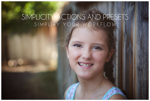 Simplicity Collection for Lightroom