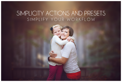 The Complete Simplicity Collection including Background Blur